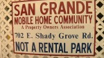 San Grande Property Owners' Association